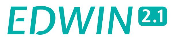 Edwin Logo Colour