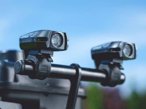 Swardman lawn mower lights