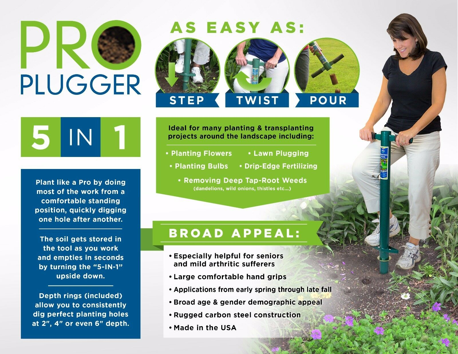 ProPlugger Five in 1