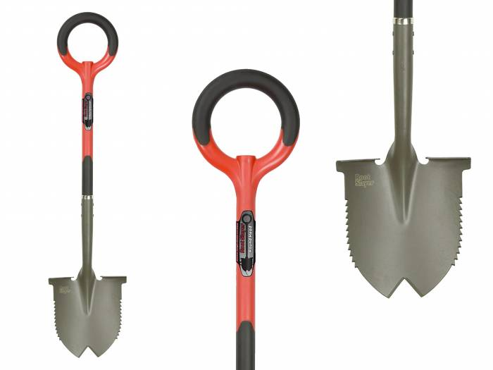Root Slayer Round Shovel