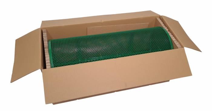 Landzie 44 inch compost spreader - box opened