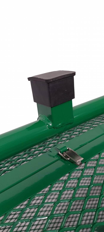 Landzie 44 inch compost spreader handle fitting